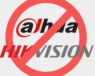 Why Are Dahua and Hikvision Security Cameras Being Banned?