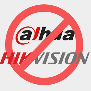 Why Are Dahua and Hikvision Security Cameras Being Banned