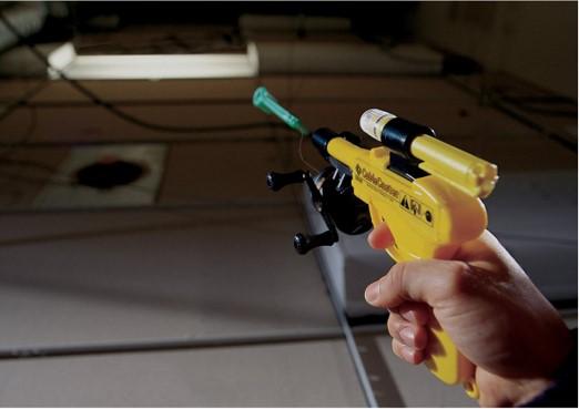 Cabling Tools Pulling Dart Gun