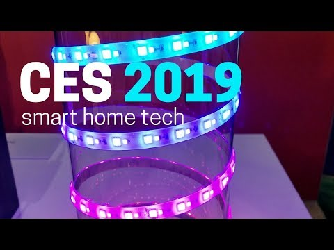 VIDEO: Best CES 2019 Smart Home Tech: 25 Awesome Gadgets
