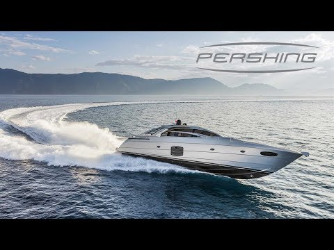 VIDEO: Pershing 70 Yacht – Speed Boat Tour Inside and Outside