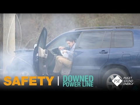 "VIDEO: This Might Shock You: Downed Power Line Step and Touch Potential Mitigation – ""The Shuffle"" Method"