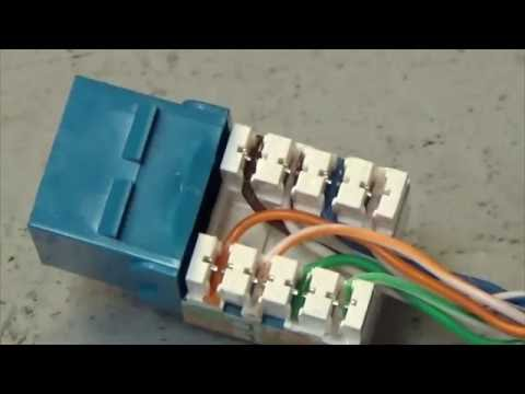 VIDEO: DIY Cat5 Cat6 Ethernet Coupler