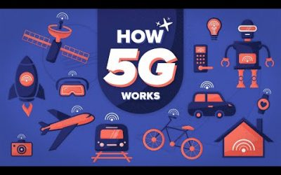 VIDEO: How 5G works and what it delivers